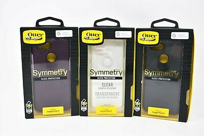 Otterbox Symmetry Series Case for Google Pixel 3 - NEW