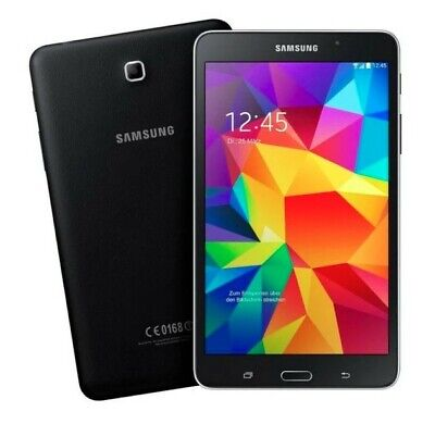 Samsung Galaxy Tab 4 8GB 7 SM-T230 Android WiFi Tablet -New Battery installed