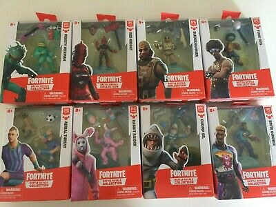 Epic Games Fortnite Battle Royale Collectible Figurines-YOUR CHOICE New in box