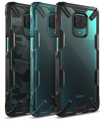 For Xiaomi Redmi Note 9 Pro  Note 9S Case  Ringke FUSION-X Shockproof Cover