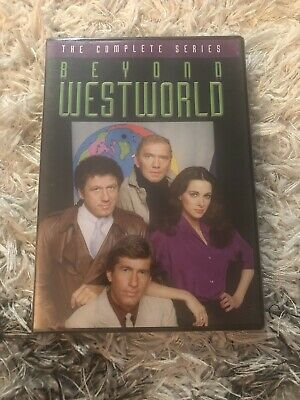 Beyond Westworld DVD 2014 2-Disc Set Brand New