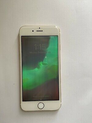 Apple iPhone 6 -Gold A1549 Cell Phone