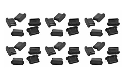 30pcs USB TYPE-C DUST PLUG STOPPER SILICONE for Samsung Galaxy A71 5G