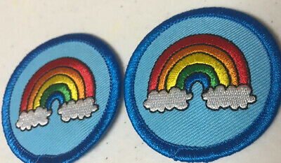 2 Badges Only For Raddish Kids Cooking Kit COOK THE RAINBOW
