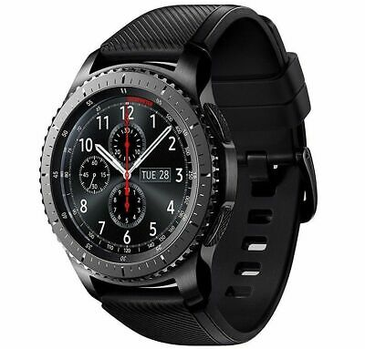 NEW Samsung Galaxy Gear S3 Frontier Smart Watch SM-R760 Bluetooth-WiFi 46mm Gray