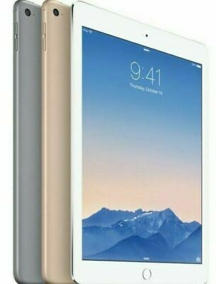 Apple iPad Air 2 163264128GB Wi-Fi - Cellular Unlocked Grey Silver Gold