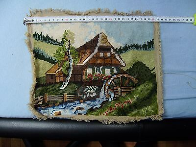 Stickbild / Embroidery picture