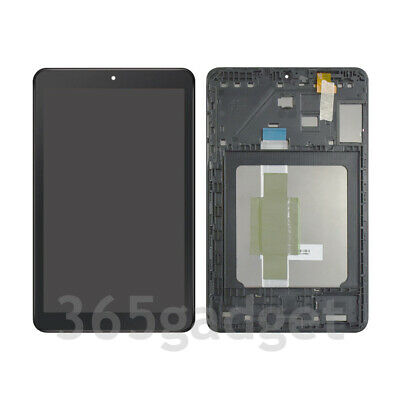 LCD Touch Screen Digitizer Frame For Samsung Galaxy Tab A 8-0 T387V T387T T387A