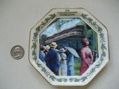 1994 Wimbledon Championship Tennis Wedgwood China Limited Edition Dish - 5