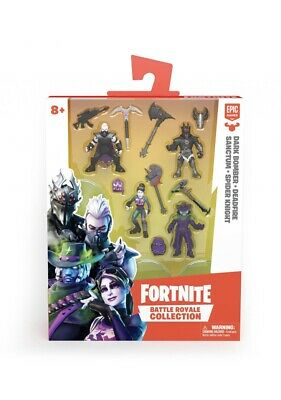 Brand New Fortnite Battle Royale Collection Mini Action Figures Free Ship AB4
