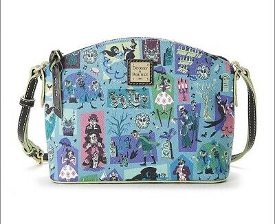2020 Disney Parks The Haunted Mansion Crossbody Bag by Dooney - Bourke