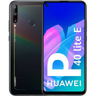 New Sealed Huawei P40 Lite E 64GB Dual SIM Unlocked Android Smartphone 2 colours