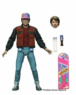 Back to the Future Part 2 - 7 Scale Action Figure - Ultimate Marty McFly- NECA