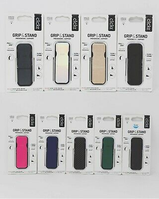 CLCKR Universal Stand and Grip for Most Smartphone - Phone Case - NEW