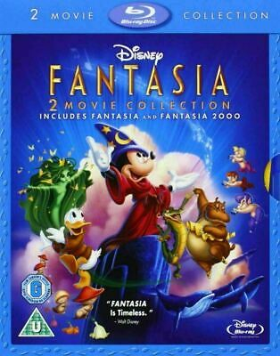 Fantasia - 2 Movie Collection Blu-ray New
