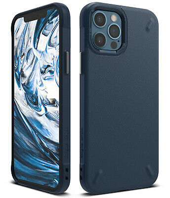 For iPhone 12 Pro Max  12 Pro  12  12 Mini Case  Ringke Onyx Rugged Cover