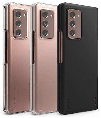 For Samsung Galaxy Z Fold 2 Case Ringke Slim Rugged Protective PC Clear Cover