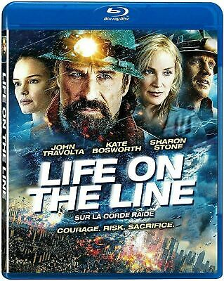 Life on the Line Blu-ray New