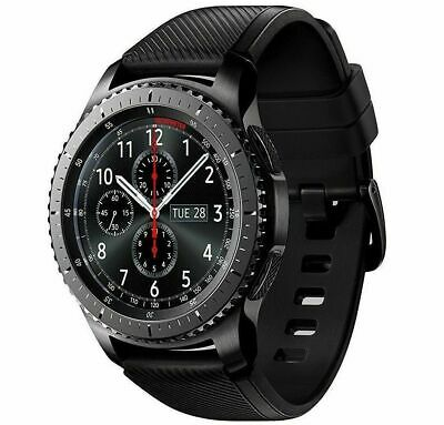 NEW Samsung Galaxy Gear S3 Frontier Smart Watch 4G LTE - T-Mobile AT-T Verizon