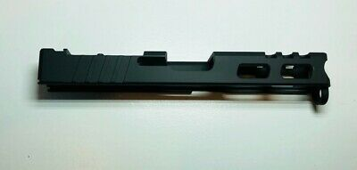 Slide for Glock 19 GEN3 9mm- Black in color - RMR -trijicon and holoson