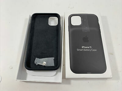 Apple Smart Battery Case for iPhone 11 - Black DAMAGED