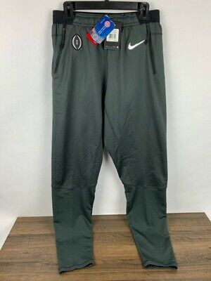 Nike Dri-Fit Mens College Football Playoff Practice Sideline Pants Size M - RARE