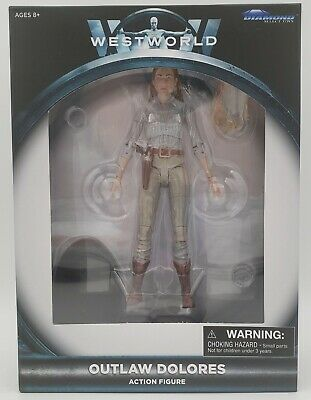Westworld Outlaw Dolores Action Figure New In Box