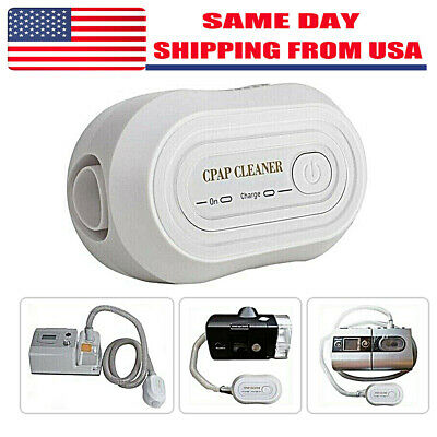 CPAP BPAP Cleaner Ozone Disinfector Sterilizer Sanitizer Sleep Apnea Snoring