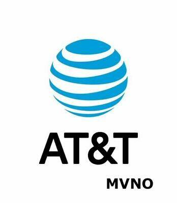 AT-T MVNO Att Numbers prepaid numbers for port- Digital Delivery Number Ports