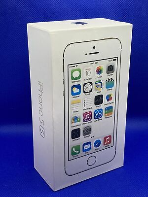 Original 2013 Apple iPhone 5s BOX - INSTRUCTIONS ONLY - Good Condition