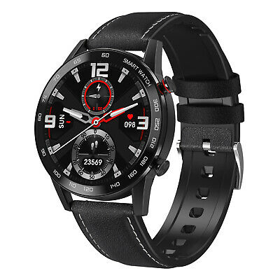 Sport Bluetooth Call Smart Watch Heart Rate ECG Monitor For Android iOS Phone