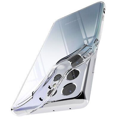 For Samsung Galaxy S21  S21 Plus  S21 Ultra Case Ringke AIR Clear Slim Cover