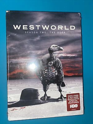 BRAND NEW Westworld Season 2 The Door DVD 3-Disc HBO
