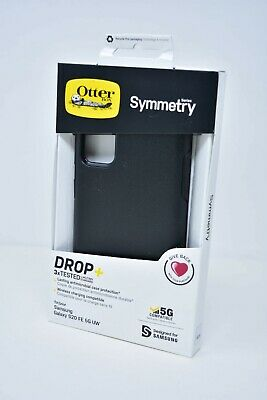 OtterBox Symmetry Series Case for Samsung Galaxy S20 FE 5G - Black - NEW
