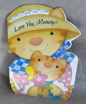 Mommy Mother's Day Greeting Card wEnvelope NEW