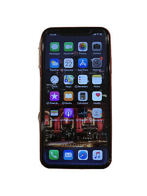 Apple iPhone XR - RED - 64GB - Unlocked - Used - Excellent