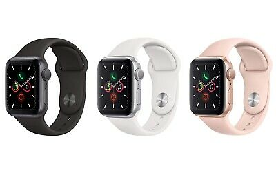 NEW Apple Watch Series 5 40mm  44mm GPS - Cellular - Gray Gold Silver