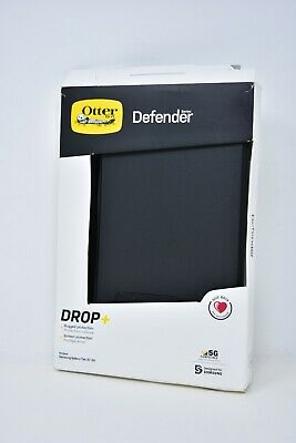 Otterbox Defender Series Case Stand Cover for Samsung Galaxy Tab S7 5G Black NEW