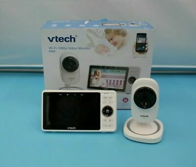 VTech RM5752 - Video Baby Monitor with Wi-Fi camera and 5 Screen - Used