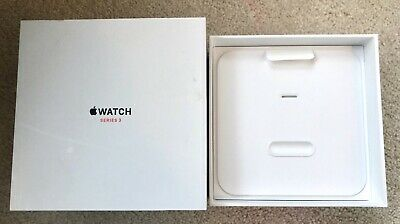 Apple Watch Series 3 - 38mm EMPTY BOX Only NO WATCH No Accessories