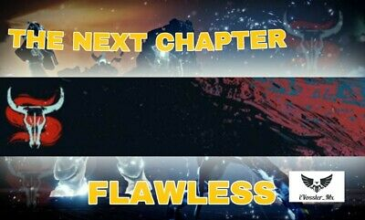Presage Master flawless - Emblem - The next Chapter - beyond Light  PS4