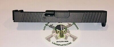 Slide for Glock 19 Gen 3 RMR CutFront and Rear SerrationsUSA MADE-Tungsten