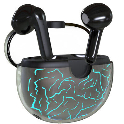 Bluetooth 5-0 Headset TWS Wireless Earphones Earbuds Stereo For iPhone Android