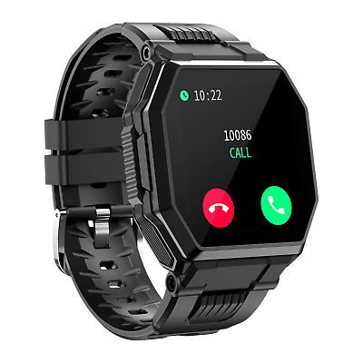 Sports Smart Watch Bluetooth-Call Blood OxygenPresure For iPhone iOS Android