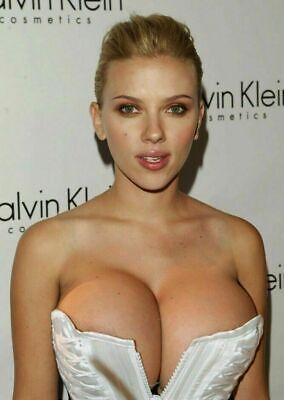 SCARLETT JOHANSSON HOT SEXY CELEBRITY PINUP GIRL 8X10 PHOTO POSTER PICTURE PRINT
