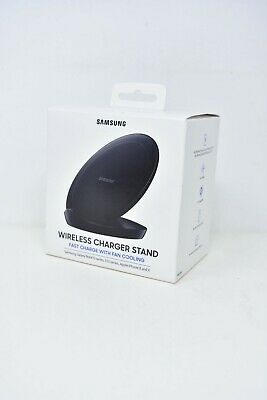 Samsung Fast Charge Wireless Charging Stand w Fan Cooling - Galaxy Note 20 S20