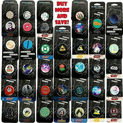 Popsocket Universal Holder First Generation Not Swappable