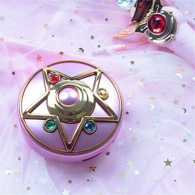 Anime Sailor Moon Crystal Star Power Bank Mini Wireless Charger Cosmetic COS New