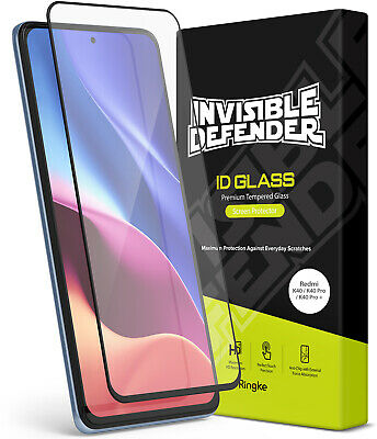 For Xiaomi POCO F3 Screen Protector Ringke ID Glass Full Cover Tempered Glass