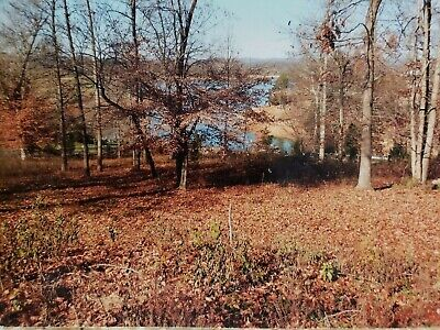 Tennessee lake VIEW property - BUILDABLE